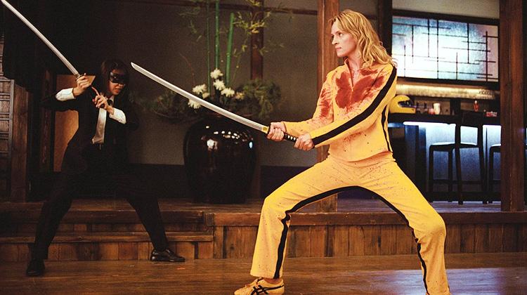 Убить Билла (Kill Bill: Vol. 1) 2003