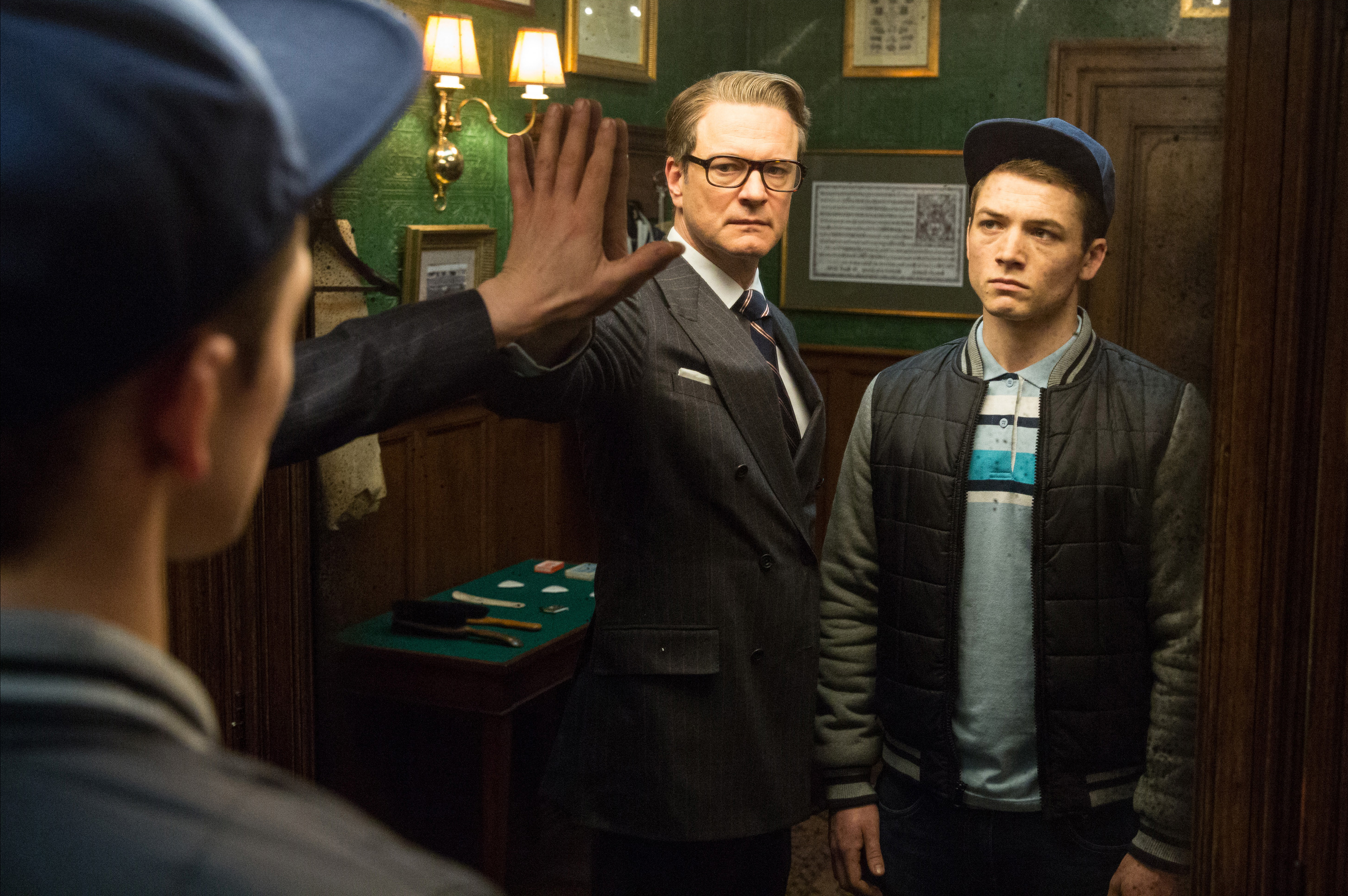 Kingsman: Секретная служба (Kingsman: The Secret Service) 2014