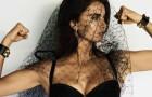 Пенелопа Крус в фотосессии для испанского Vogue