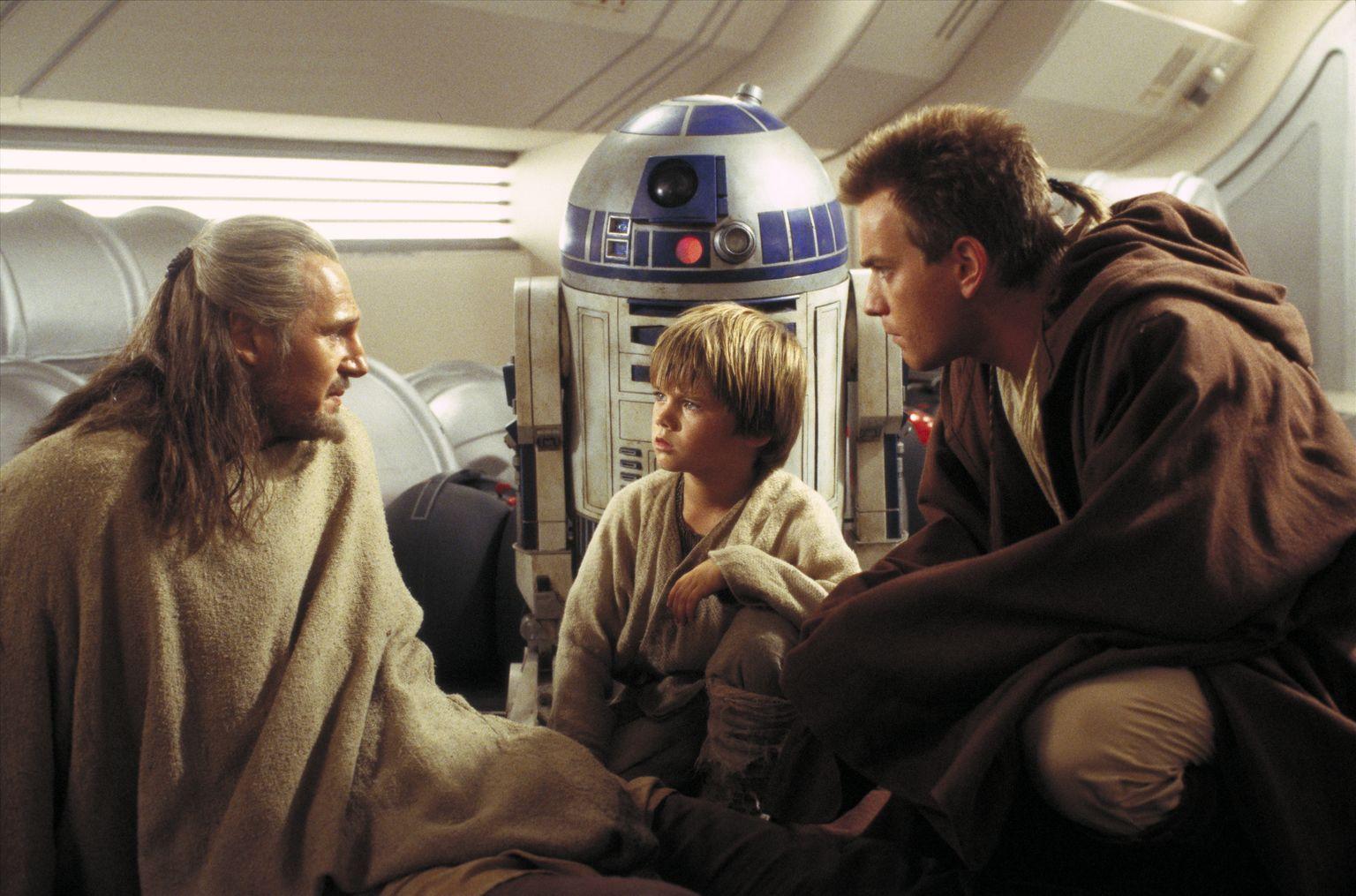 Звёздные войны. Эпизод 1: Скрытая угроза