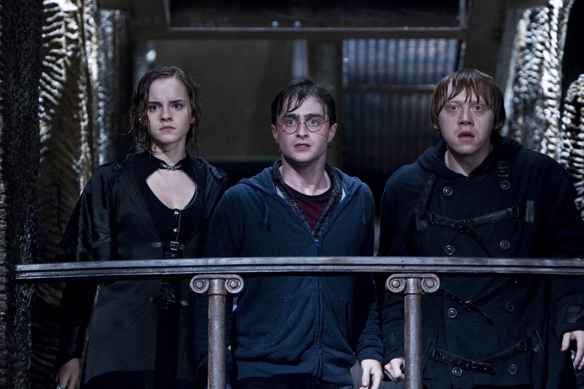 2011. Гарри Поттер и Дары смерти: Часть II