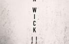Джон Уик 2: новый крутой постер