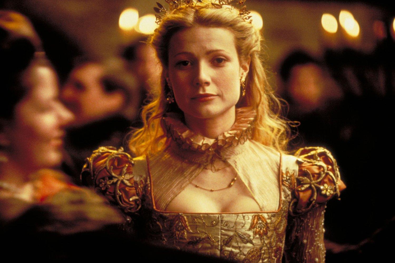 Лучшая женская роль Оскар 25 лет Гвинет Пэлтроу Влюбленный Шекспир 1998