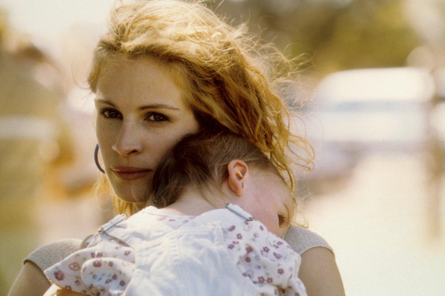 Лучшая женская роль Оскар 25 лет Джулия Робертс Эрин Брокович 2000