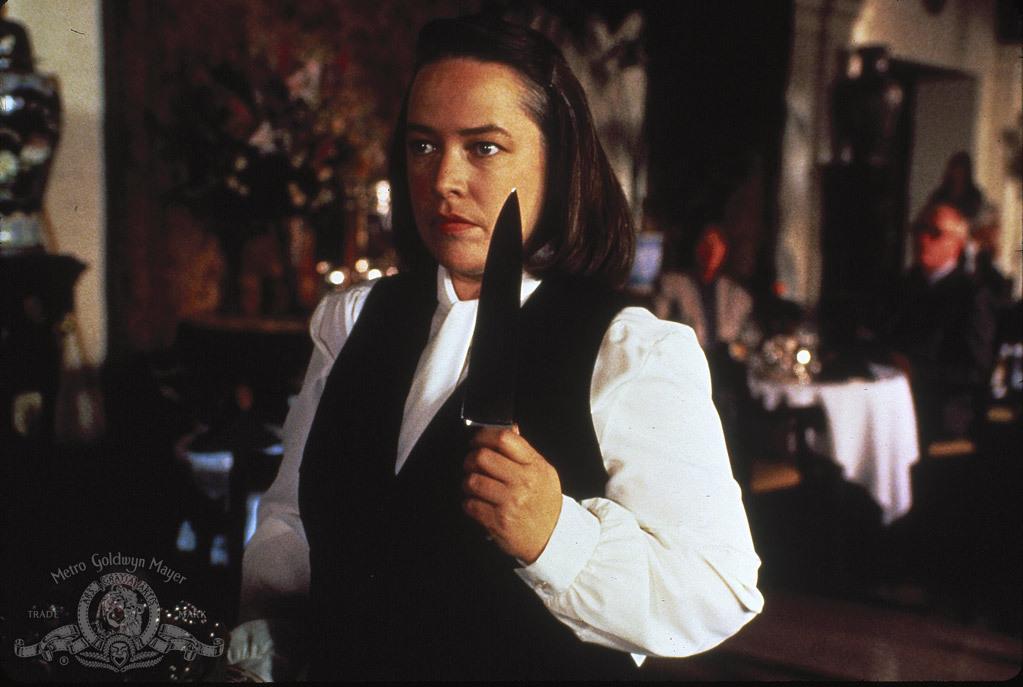 Лучшая женская роль Оскар 25 лет Кэти Бейтс Мизери 1990