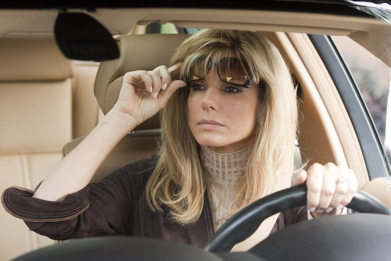 Лучшая женская роль Оскар 25 лет Сандра Буллок Невидимая сторона 2009