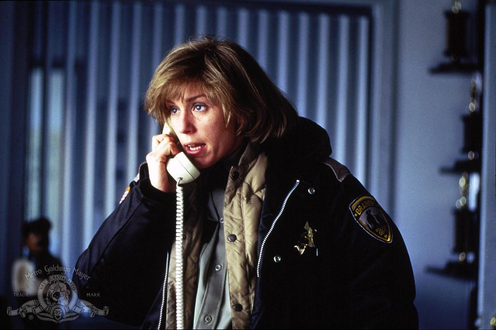 Лучшая женская роль Оскар 25 лет Фрэнсис Макдорманд Фарго 1996