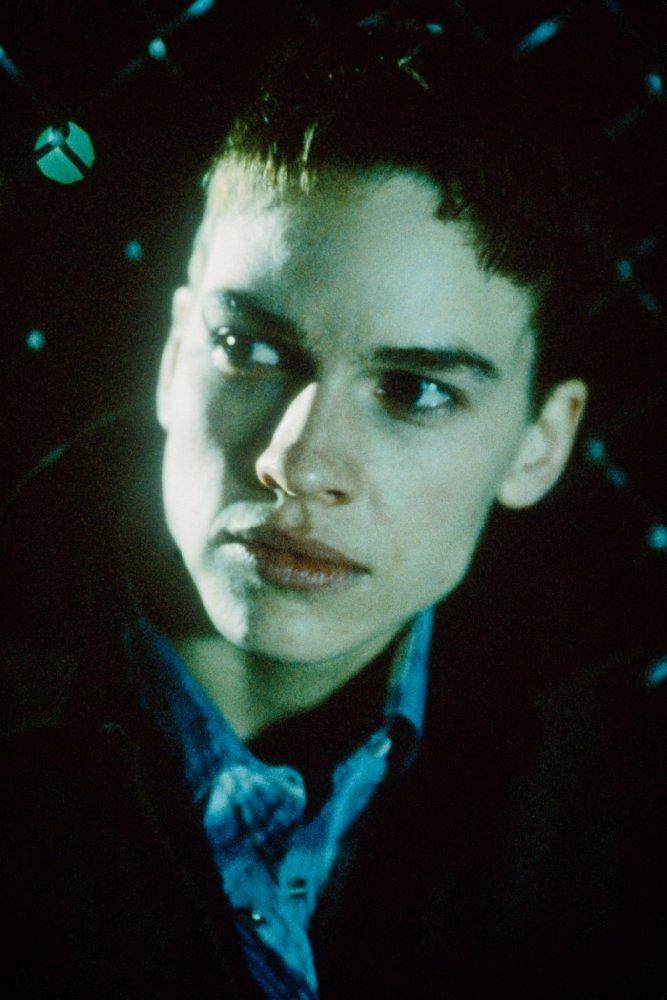 Лучшая женская роль Оскар 25 лет Хиллари Суонк Парни не плачут 1999