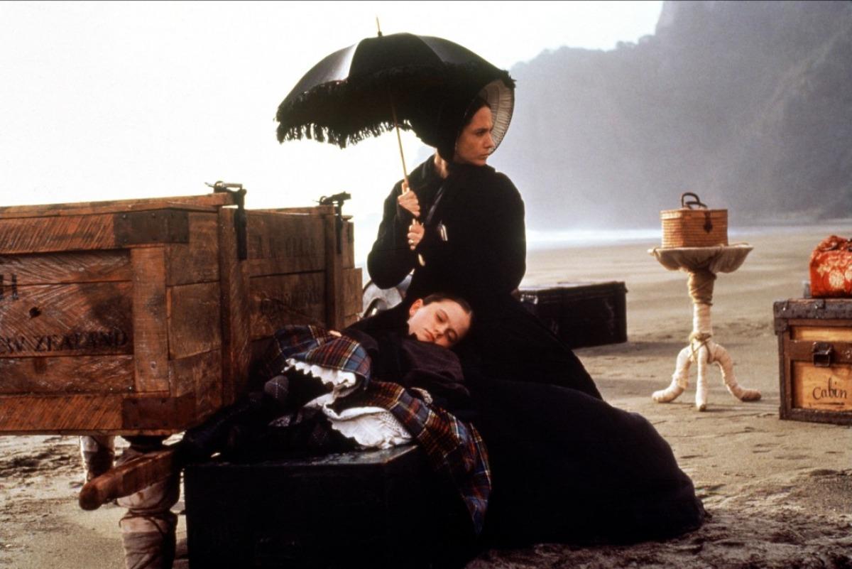 Лучшая женская роль Оскар 25 лет Холли Хантер Пианино 1993