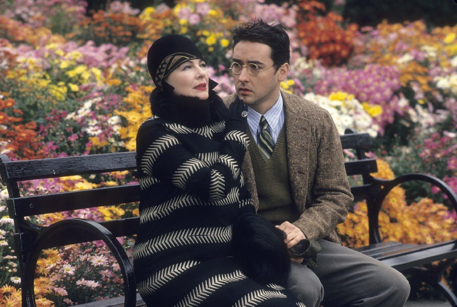 Дайан Уист Пули над Бродвеем 1994