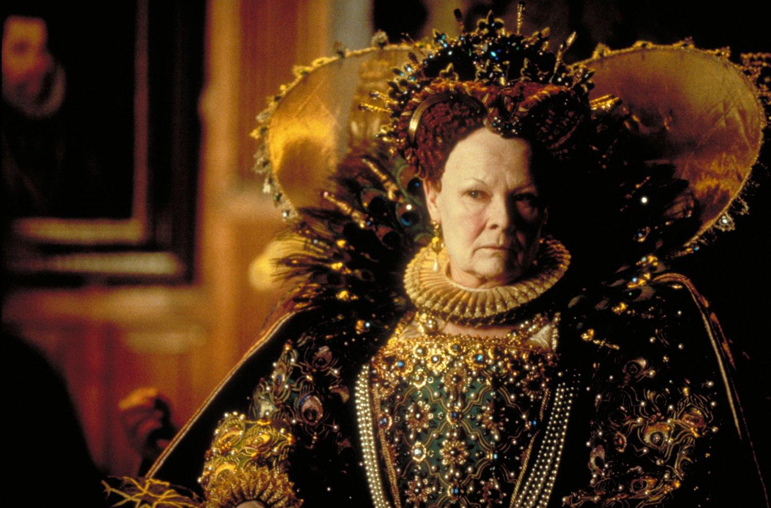 Джуди Денч Влюбленный Шекспир 1998