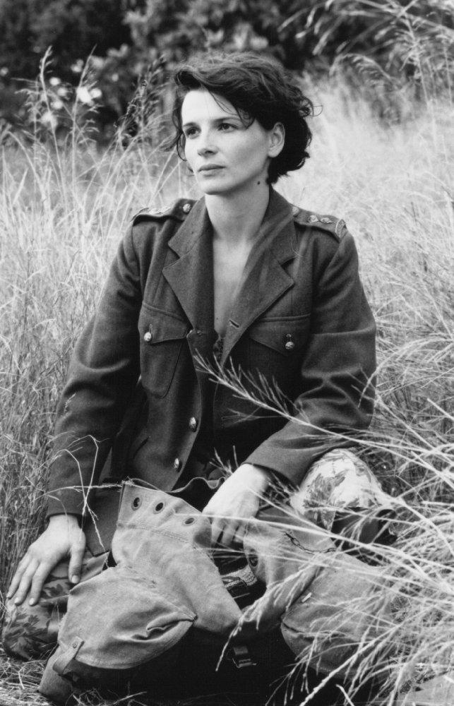 Жюльет Бинош Английский пациент 1996