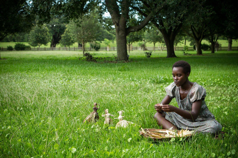 Люпита Нионго 12 лет рабства 2013