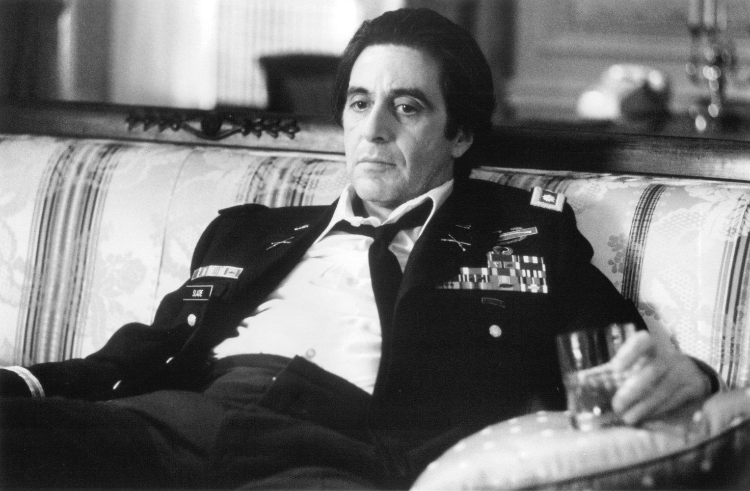 Лучшая мужская роль Оскар 25 лет Аль Пачино Запах женщины 1992