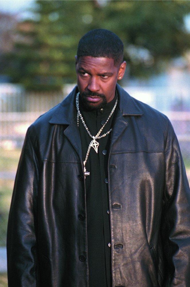 Лучшая мужская роль Оскар 25 лет Дэнзел Вашингтон Тренировочный день 2001
