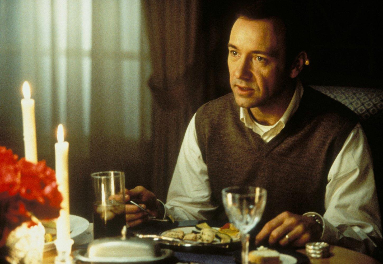 Лучшая мужская роль Оскар 25 лет Кевин Спейси Красота по-американски 1999