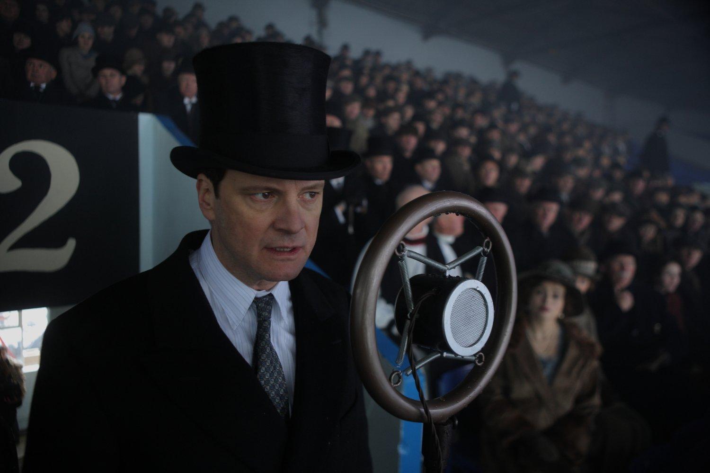 Лучшая мужская роль Оскар 25 лет Колин Фёрт Король говорит 2010