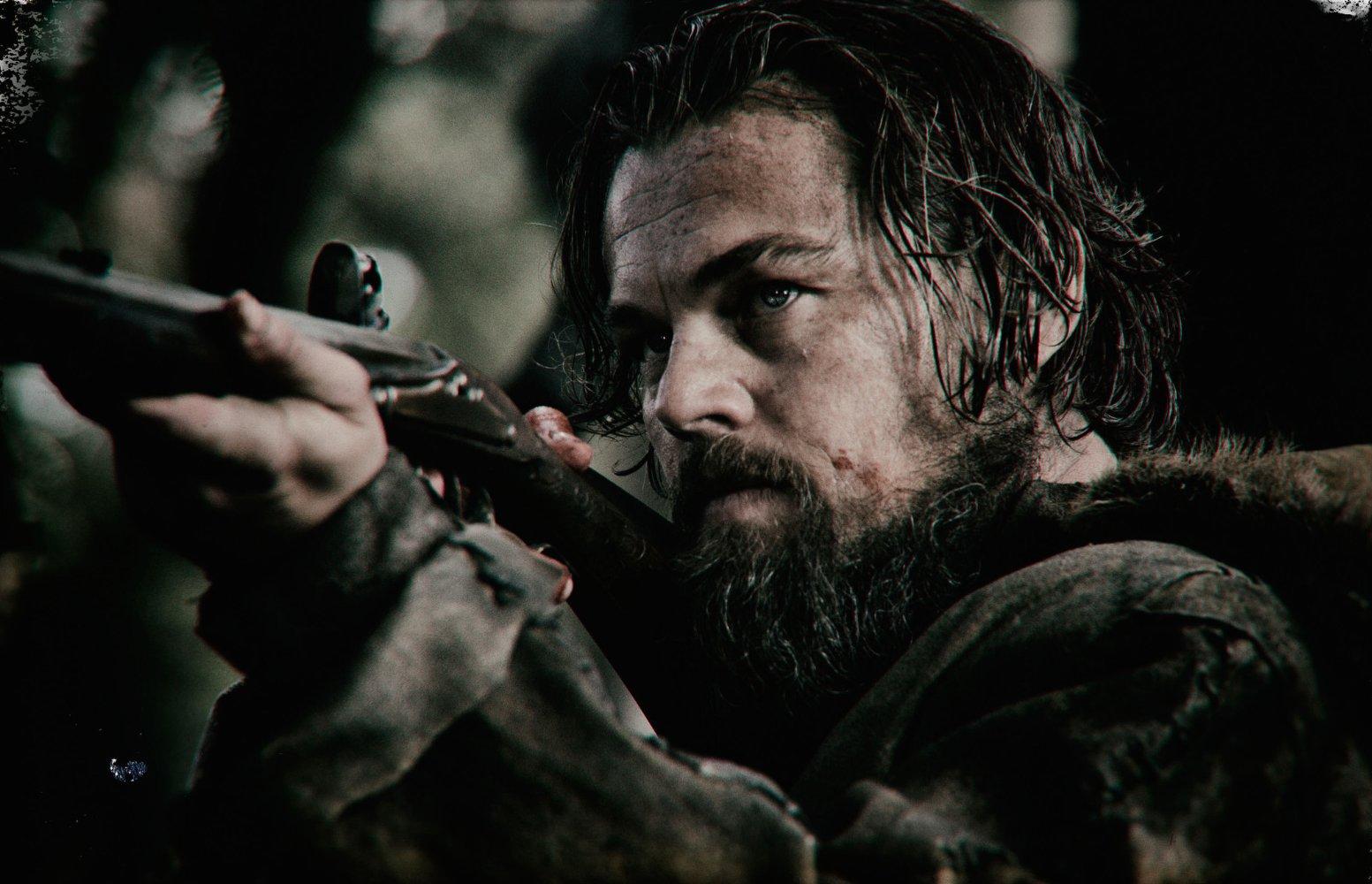 Лучшая мужская роль Оскар 25 лет Леонардо Ди Каприо Выживший (Легенда Хью Гласса) 2015
