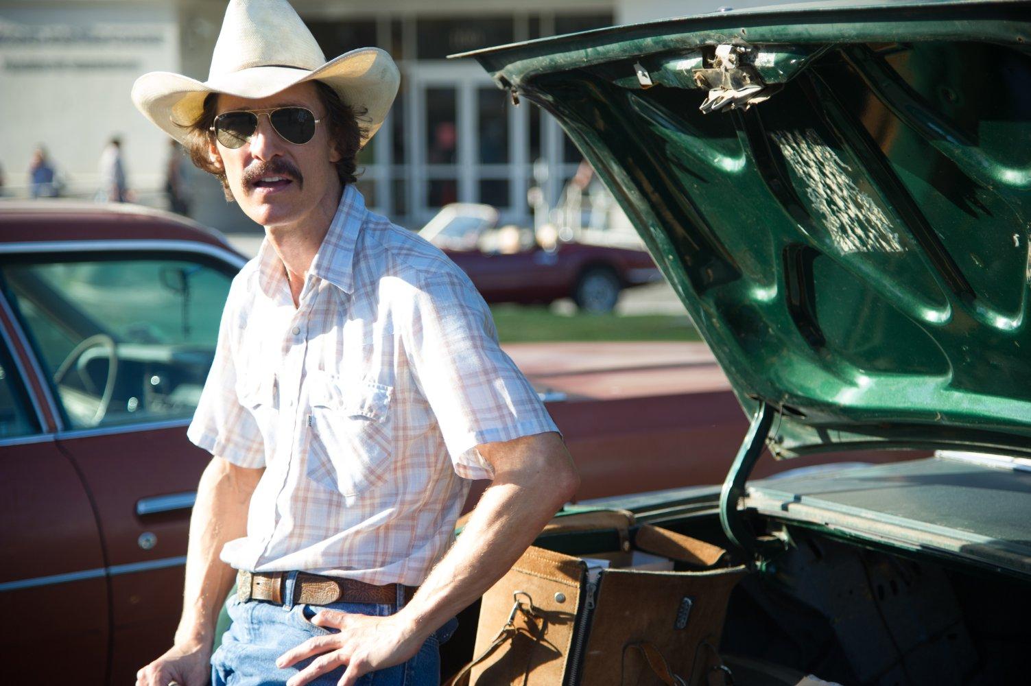 Лучшая мужская роль Оскар 25 лет Мэттью Макконахи Далласский клуб покупателей 2013