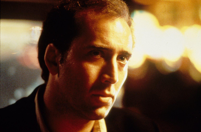 Лучшая мужская роль Оскар 25 лет Николас Кейдж Покидая Лас-Вегас 1995