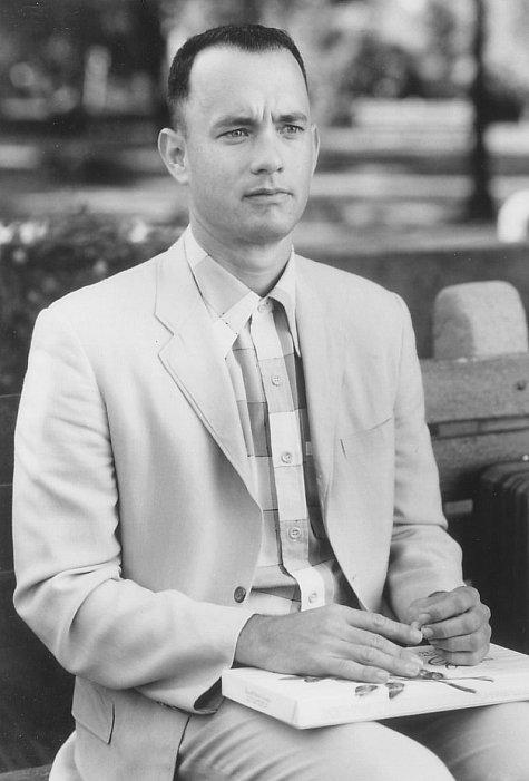 Лучшая мужская роль Оскар 25 лет Том Хэнкс Форрест Гамп 1994