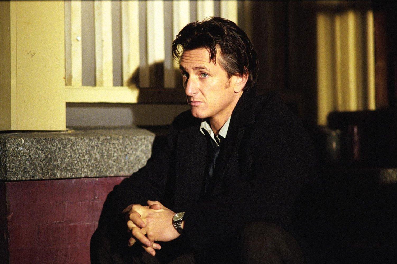 Лучшая мужская роль Оскар 25 лет Шон Пенн Мистическая река 2003