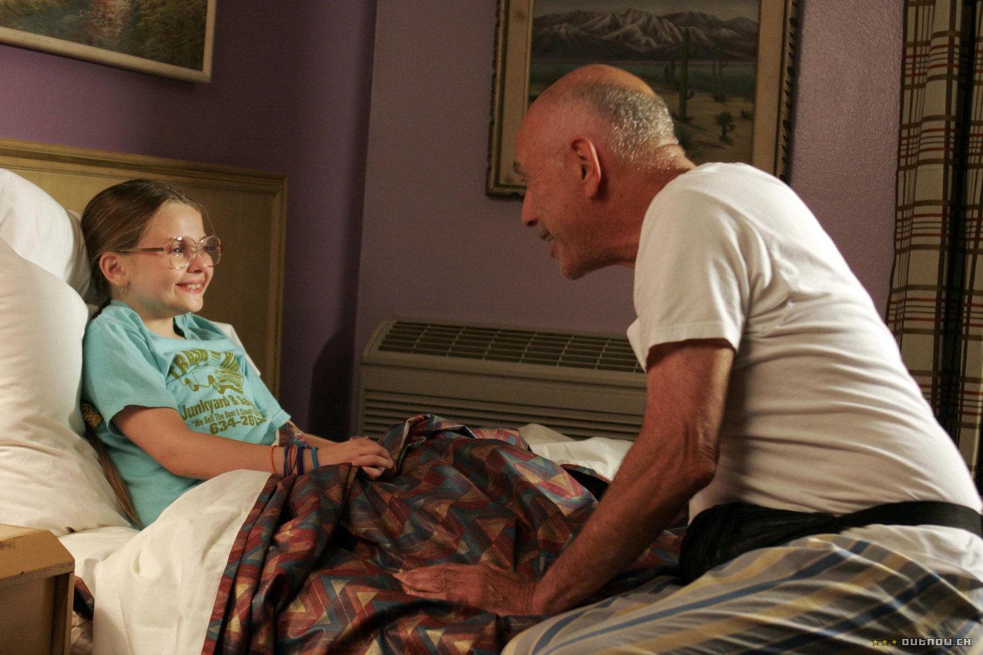 Лучшая мужская роль второго плана Оскар 25 лет Алан Аркин Маленькая мисс Счастье 2006