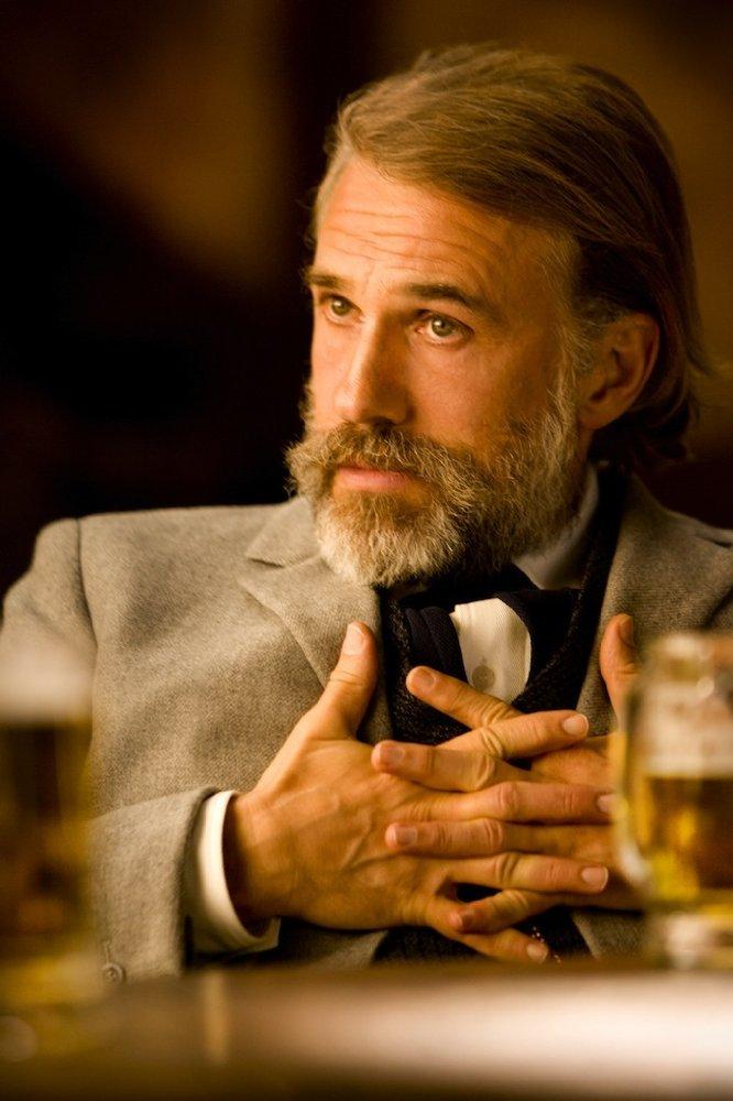 Лучшая мужская роль второго плана Оскар 25 лет Кристоф Вальц Джанго освобожденный 2012
