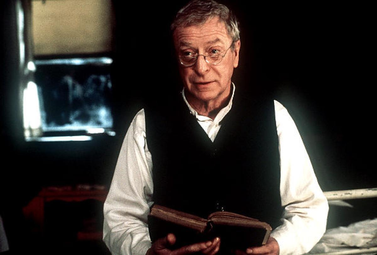 Лучшая мужская роль второго плана Оскар 25 лет Майкл Кейн Правила виноделов 1999