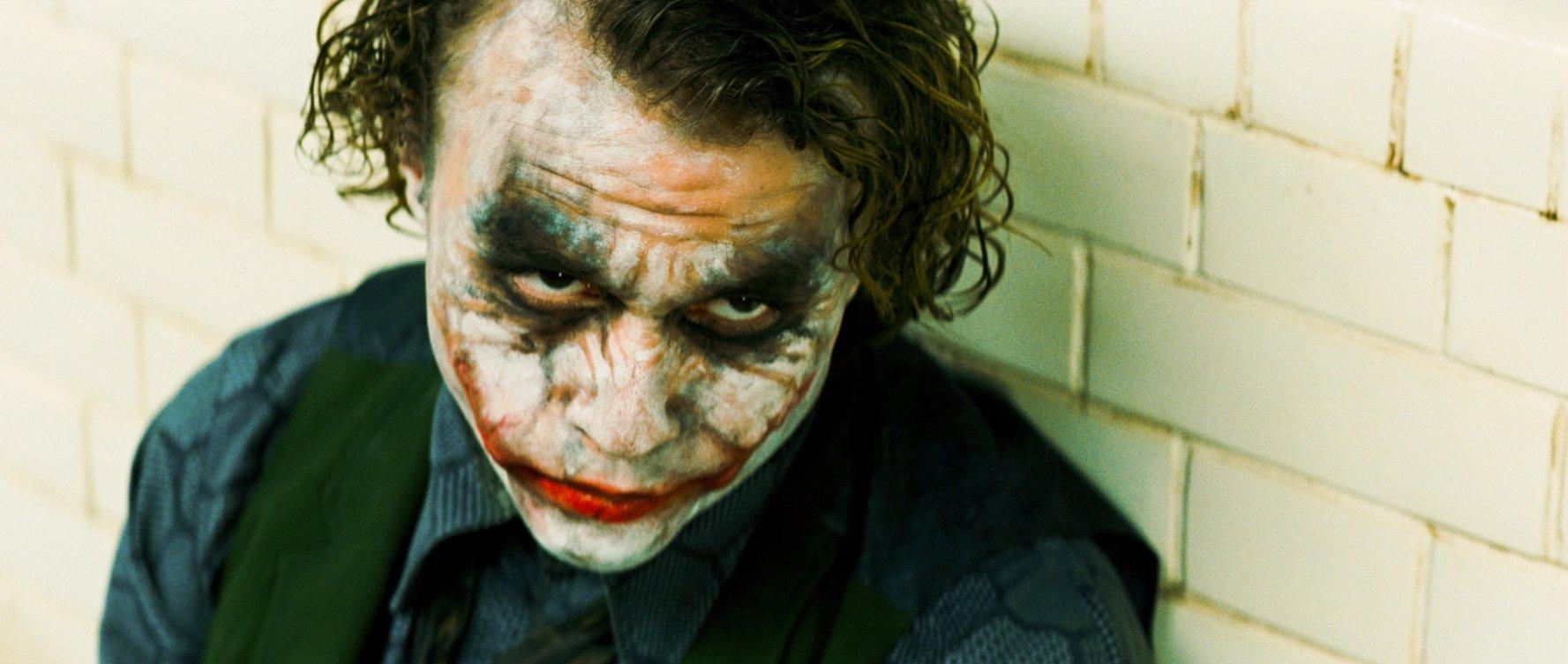 Лучшая мужская роль второго плана Оскар 25 лет Хит Леджер Темный рыцарь 2008