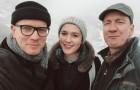 """Юэн Макгрегор, Дэвид Тьюлис и Мэри Элизабет Уинстед в третьем сезоне """"Фарго"""""""