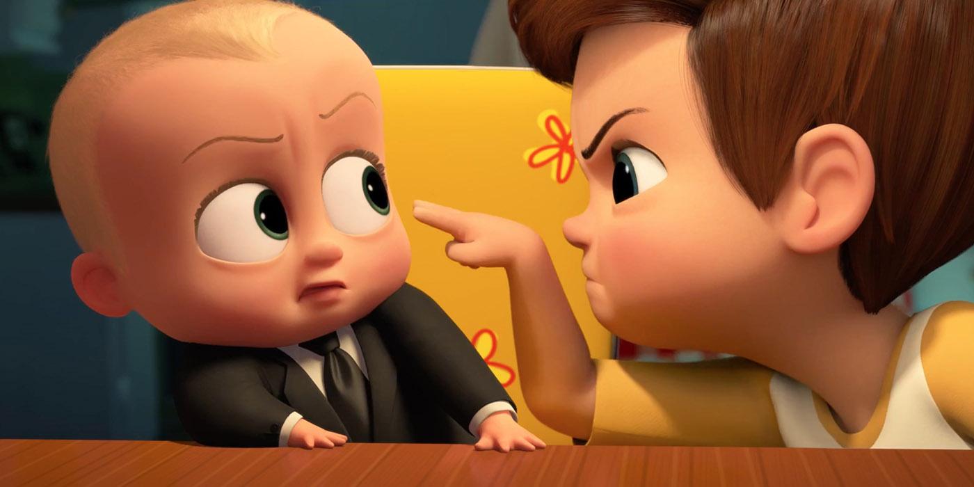 Беби Бос (Босс-молокосос / Boss Baby)
