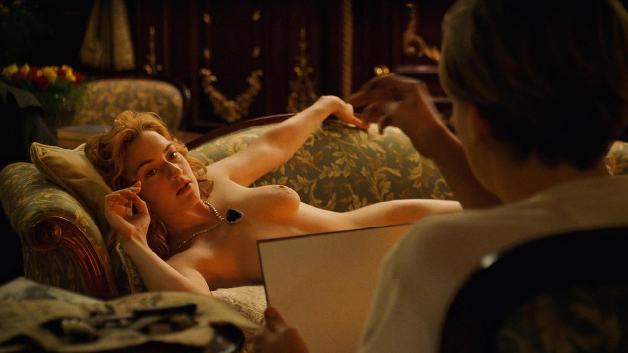 Кейт винслетт снималась в сексе