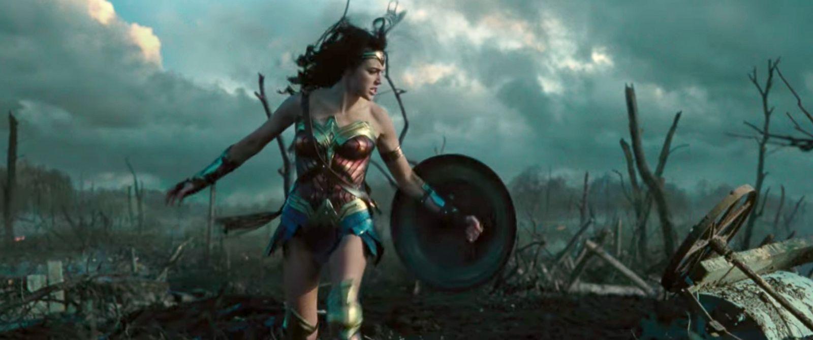 Чудо-женщина Wonder woman