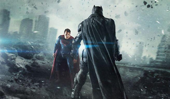 Бэтмен против Супермена: На заре справедливости (Batman v Superman: Dawn of Justice) 2016