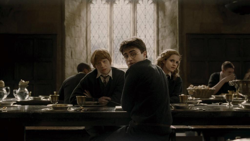 Гарри Поттер и Принц-полукровка (Harry Potter and the Half-Blood Prince) 2009