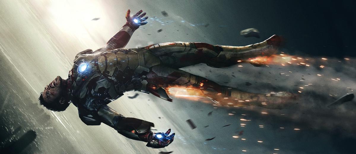 Железный человек 3 (Iron Man 3) 2013