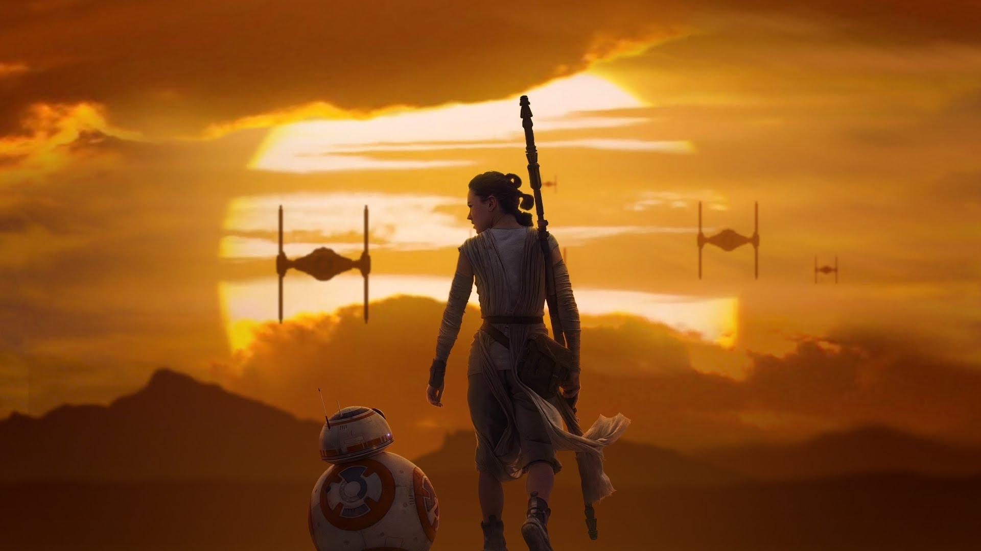Звёздные войны: Пробуждение Силы (Star Wars: The Force Awakens) 2015