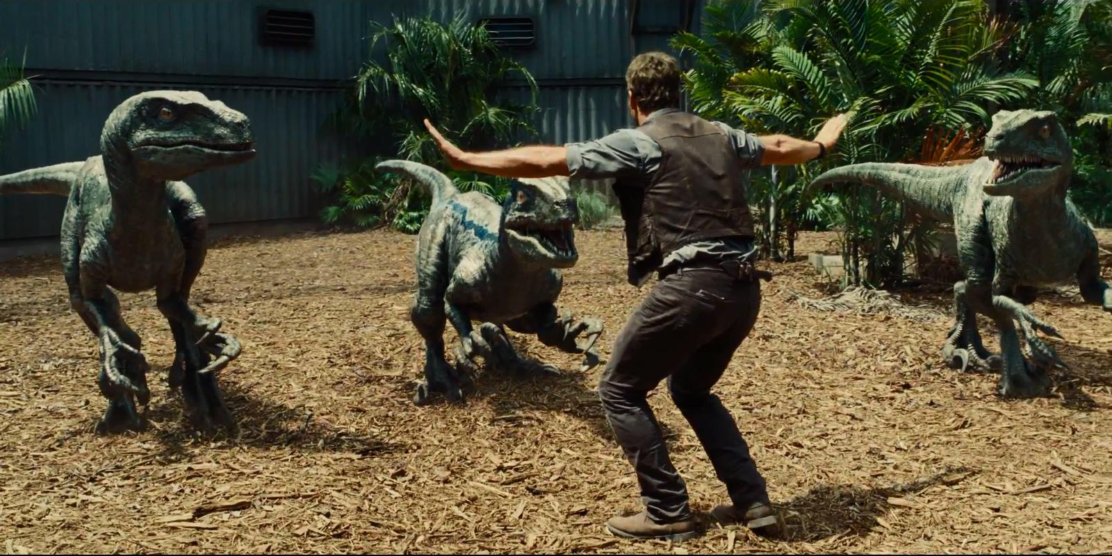 Мир Юрского периода (Jurassic World) 2015