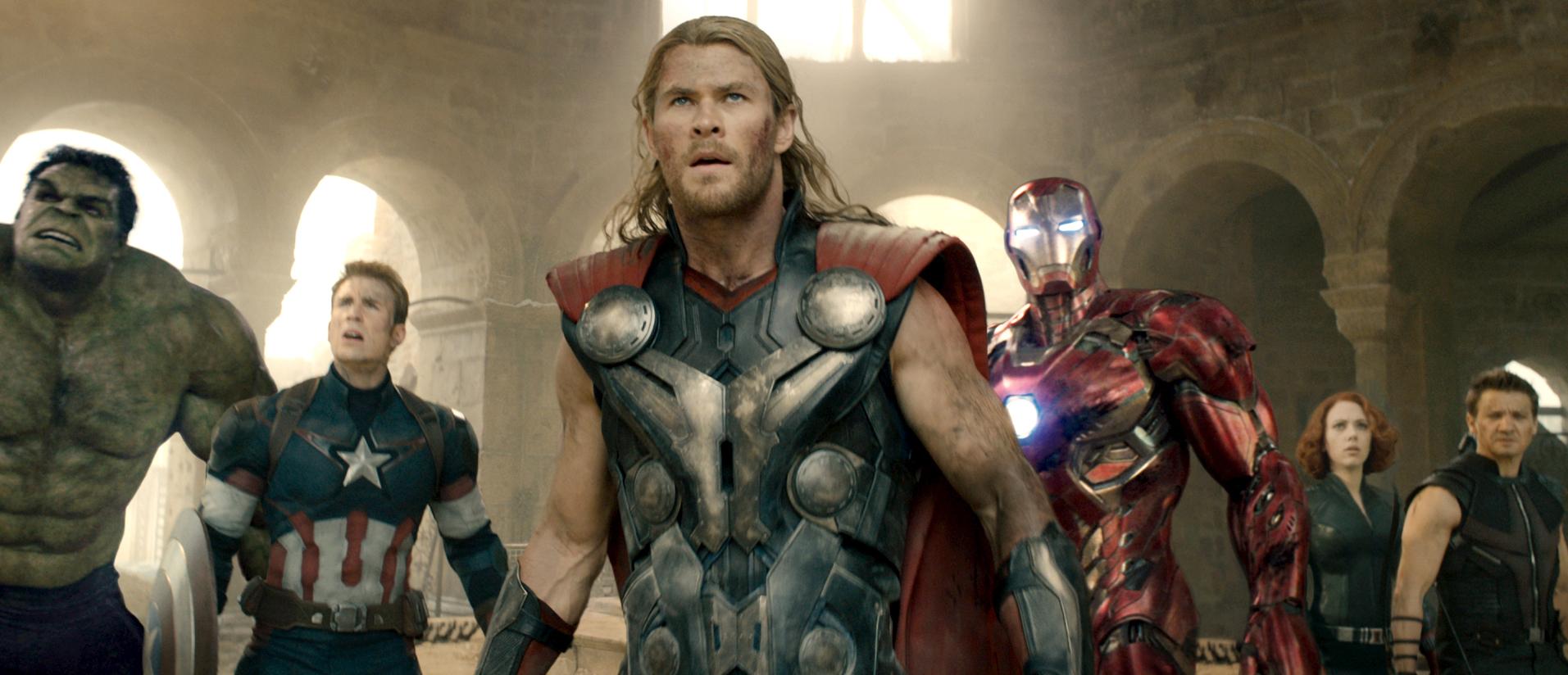 Мстители: Эра Альтрона (The Avengers: Age of Ultron) 2015