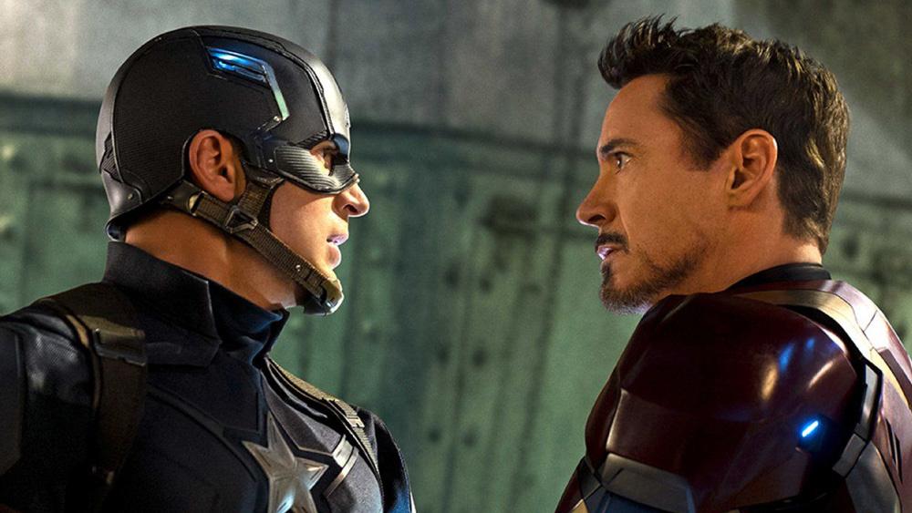 Первый мститель: Противостояние (Captain America: Civil War) 2016