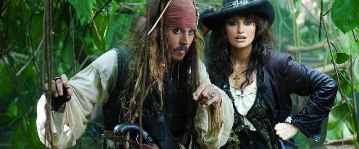 Пираты Карибского моря: На странных берегах (Pirates of the Caribbean: On Stranger Tides) 2011