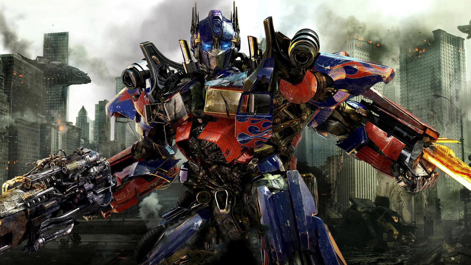 Трансформеры 3: Тёмная сторона Луны (Transformers: Dark of the Moon) 2011