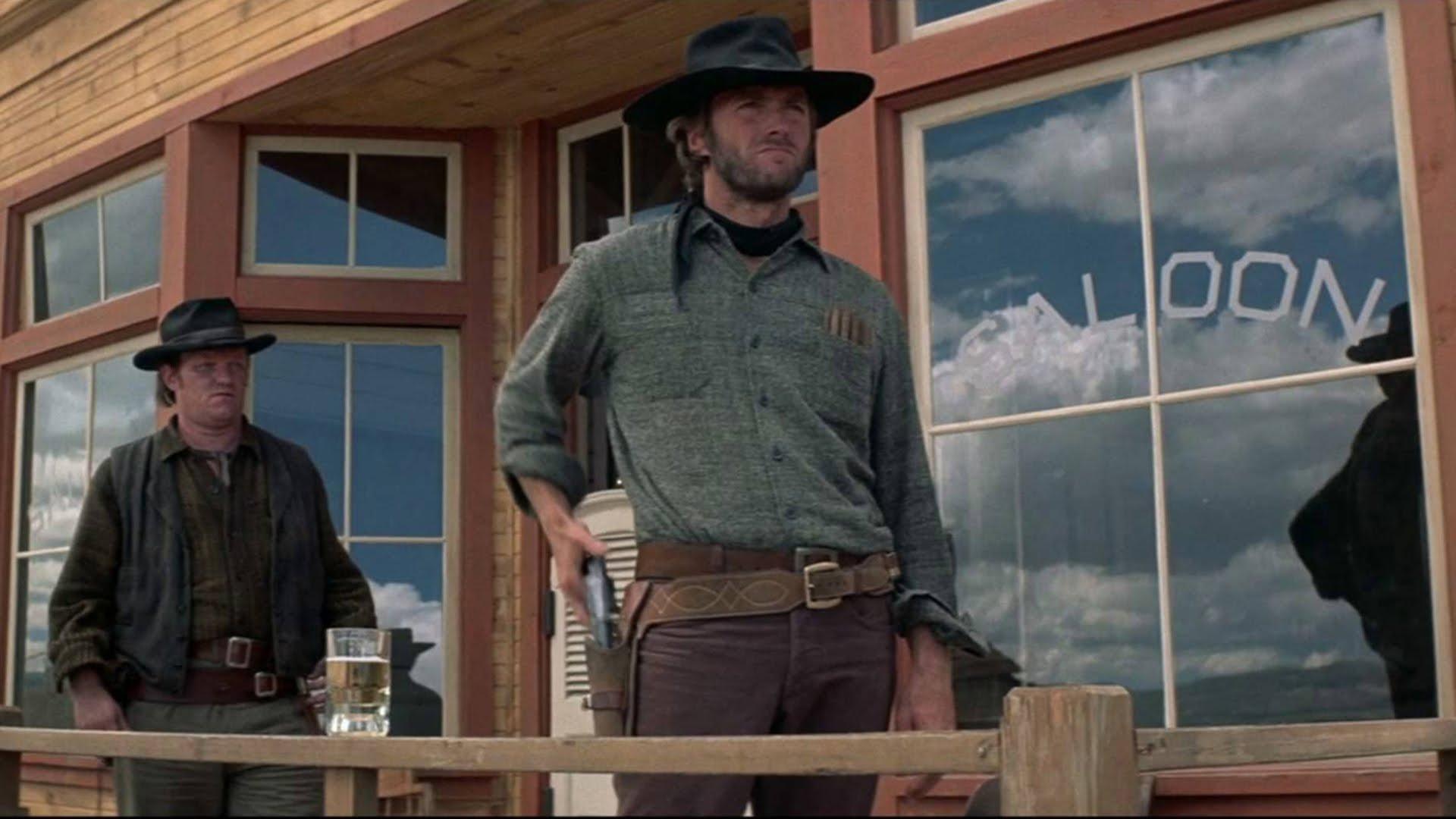 Бродяга высокогорных равнин (High Plains Drifter) 1973