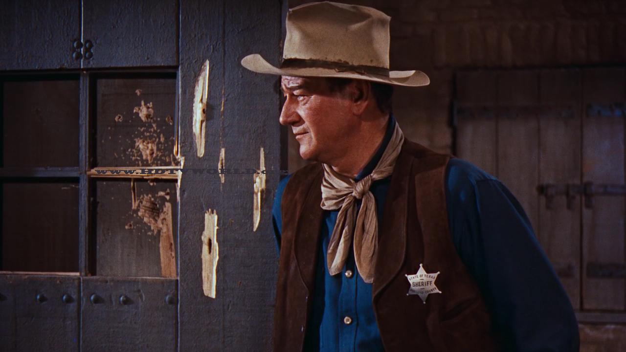 Рио Браво (Rio Bravo) (1959)