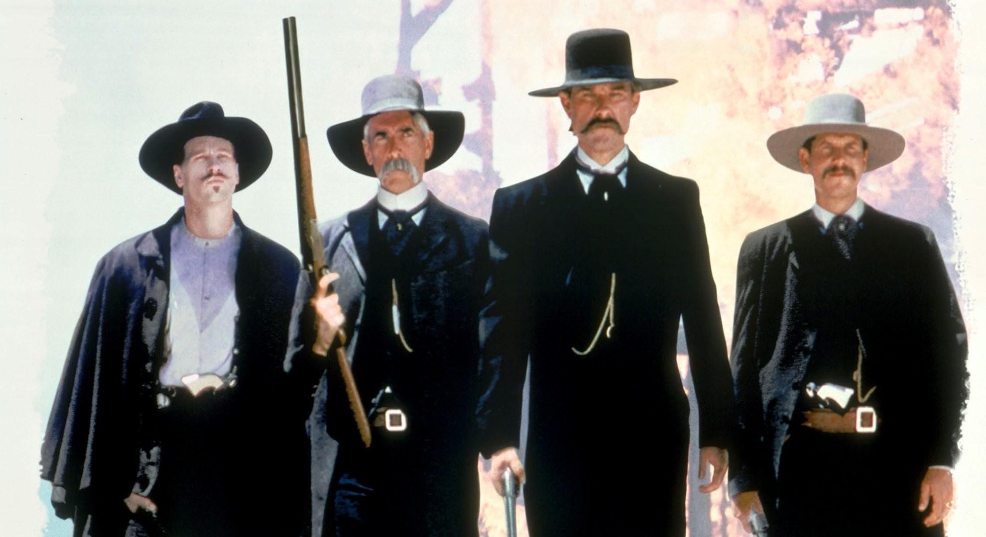 Тумстоун: Легенда дикого запада (Tombstone) 1993