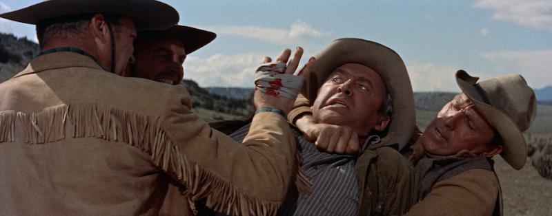 Человек из Ларами (The Man from Laramie) 1955