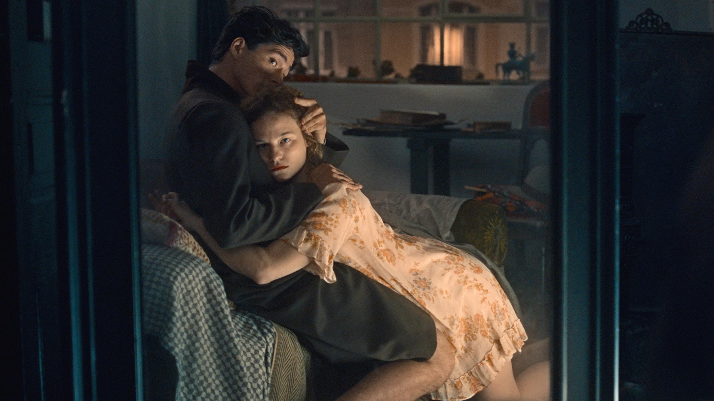Эгон Шиле Смерть и девушка
