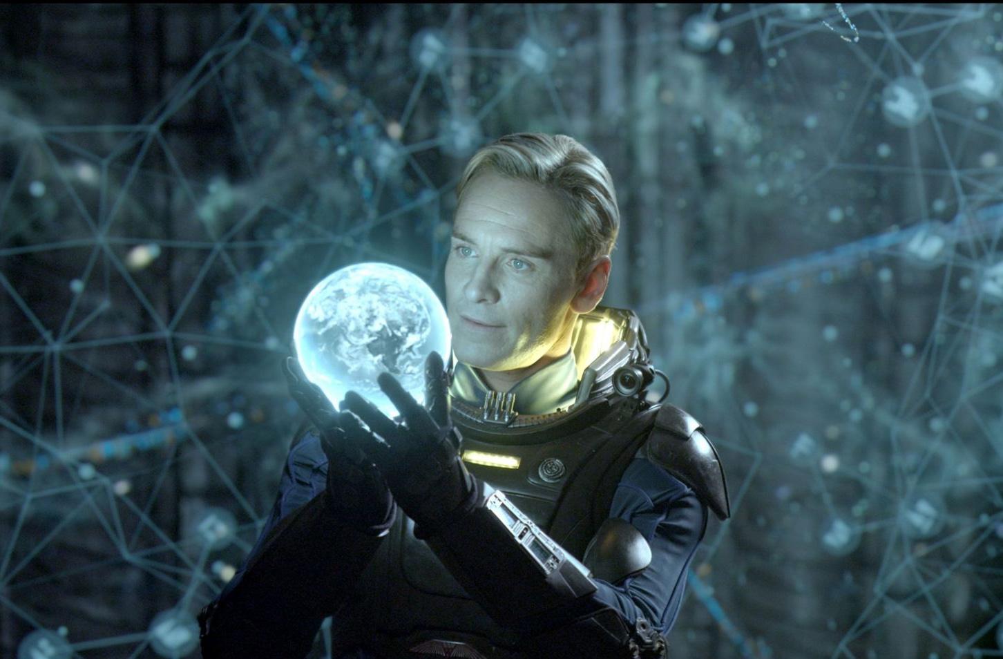Прометей (Prometheus) 2012