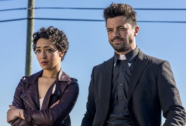 Сериал Проповедник кадры второго сезона
